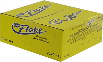 Flake Bars 24ct. (DISCONTINUED)