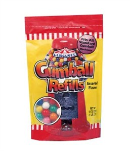 Carousel Gumball Refills 18oz (Discontinued)