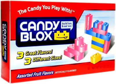 Candy Blox Theater 4.5oz. (sold out)