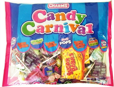 Charms Candy Carnival 44oz. (DISCONTINUED)