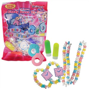 Candy Dress Up Fun Party Favor