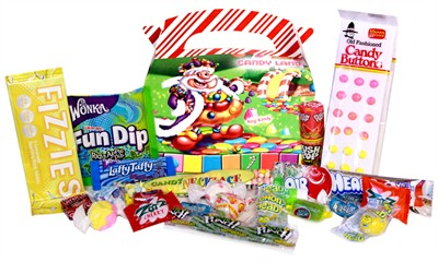 Candy Land Candy Assortment Gift Box