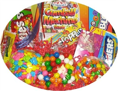 More Nostalgic and Candy Sites