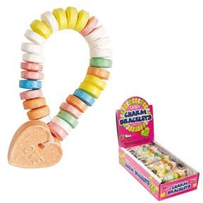 Candy Charm Bracelets