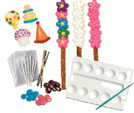Chocolate Molds and Supplies