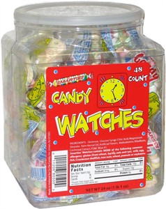 Candy Watches Smarties Brand 48ct. (DISCONTINUED)