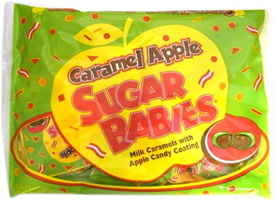 Caramel Apple Sugar Babies 10oz. Bag (SOLD OUT)