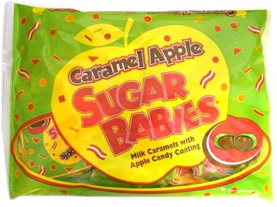 Caramel Apple Sugar Babies 10oz. Bag (discontinued)