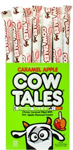Goetze Cow Tales - Caramel Apple Flavor 36ct