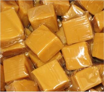 Caramel Squares Candy 5LB