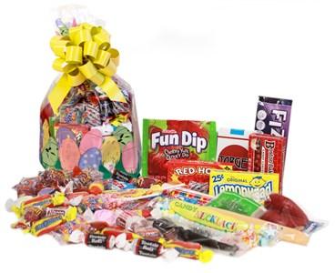Easter Gift Bag of Nostalgic Candy