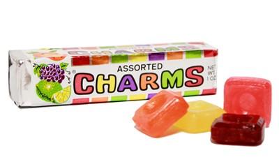 Charms Hard Candy  - 2ct.