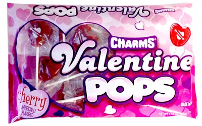 Charms Valentine Pops 11.5oz. (coming soon)