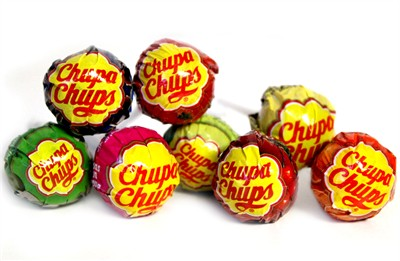 Chupa Chups Assorted Lollipops 5LB