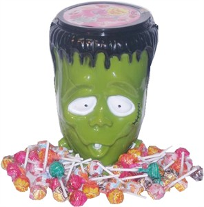 Chupa Chup Monster Mash Trick or Treat Bucket (Sold Out)