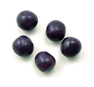Chewy Sour Balls - Grape 5LB