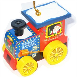 Christmas Express Train Christmas Tree Ornament (sold out)