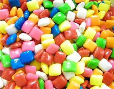 CHICLE CHEWS MINI 5lb (DISCONTINUED)
