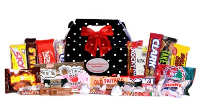 Retro Chocolate Fantasy Gift Box