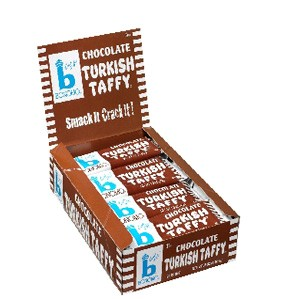 Bonomo Turkish Taffy - Chocolate 24ct.