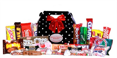 Chocolate Candy Bars and Gifts