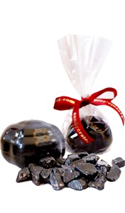 Chocolate Coal Candy Favor (sold out)