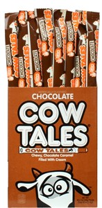 Goetze Cow Tales - Chocolate Flavor 36ct.