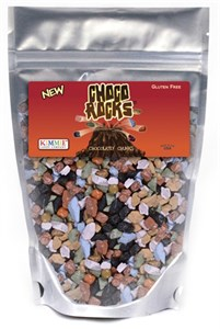 Chocolate Candy Rocks - 1LB