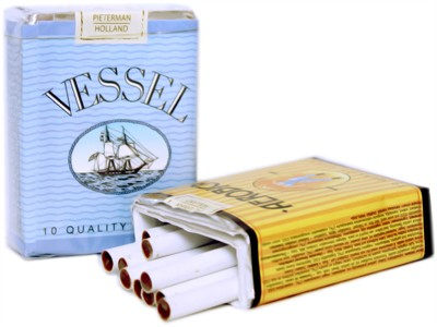 Chocolate Cigarettes