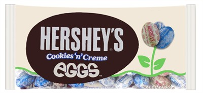 Brach's Solid Milk Chocolate Robin Eggs 7.5oz. (DISCONTINUED)