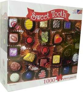 Chocolates 1000 Piece Puzzle (sold out)