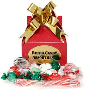 Christmas Candy Favor Box  (Sold Out)