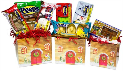 Christmas Marshmallow Peeps Gift Assortment