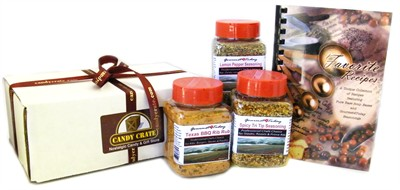 Chef's Selection Seasoning  Gift Package (Sold Out)
