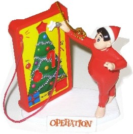 Operation Game Christmas Tree Ornament (sold out)