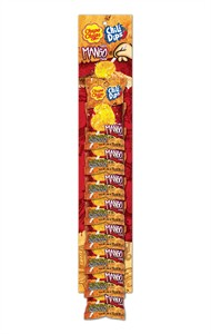Chupa Chups Mango Chili Dips Clip Strip 8ct.(sold out)