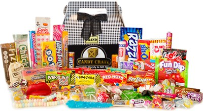 Classic Grand Retro Candy Gift Box (Coming Soon)