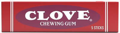 Clove Chewing Gum 20ct. (SOLD OUT )