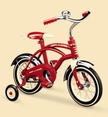 RADIO FLYER CLASSIC RED 10 INCH BIKE (Sold Out)
