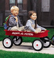 RADIO FLYER CLASSIC RED WAGON  (Sold Out)