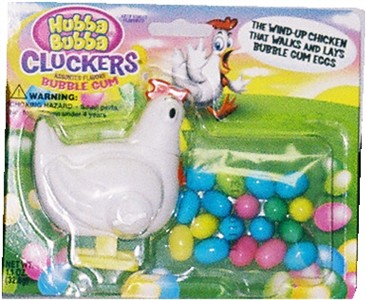 Cluckers by Hubba Bubba (Discontinued)