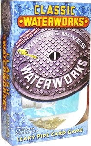 Classic Waterworks Leaky Pipe Card Game (DISCONTINUED)
