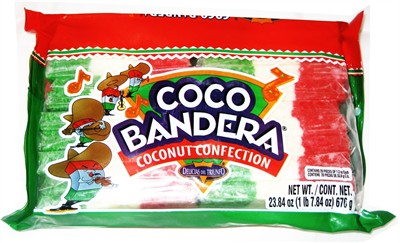Coco Bandera Coconut Confection (Sold Out)