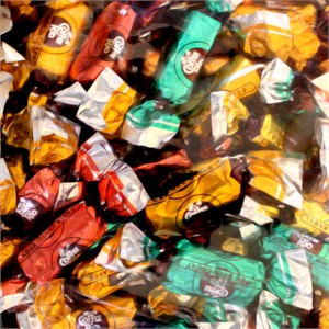 Coffee Rio Assorted Gourmet Candies 3LB