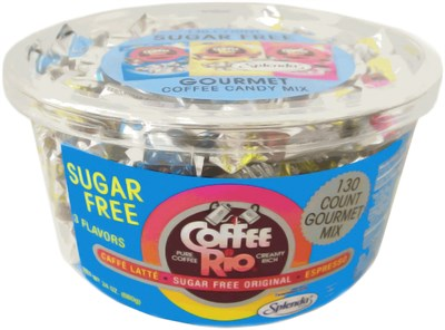 Coffee Rio Sugar Free Gourmet Candy Mix 24oz. Tub (coming soon)