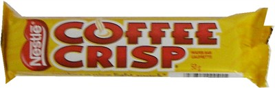 Coffee Crisp Bar (discontinued)