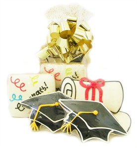 Congratulations Graduation Cookie Bag (Sold Out)