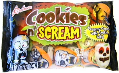 Cookies 'n Scream Chocolate Skulls 9oz. (SOLD OUT)