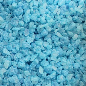 Rock Candy Crystals - Cotton Candy 5LB