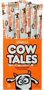 Goetze Cow Tales - Vanilla Flavor 36ct